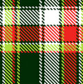 Seamless checkered pattern Royalty Free Stock Images