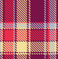 Seamless checkered pattern Stock Photos