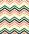Seamless chevron background pattern bright Royalty Free Stock Images