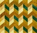 Seamless chevron pattern with old paper texture Royalty Free Stock Photography
