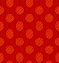 Seamless Chinese Pattern Background Stock Image