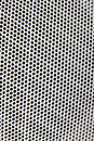 Seamless circle perforate for background texture pattern Royalty Free Stock Photos