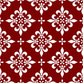 Seamless Classic Pattern [2] Royalty Free Stock Photo