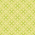 Seamless clover damask pattern a floral based on designs Stock Photography