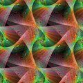 Seamless color fractal veils background Royalty Free Stock Photo