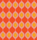 Seamless color pattern Stock Image
