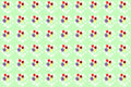 Seamless color splats pattern