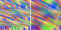 Seamless colorful blurred pattern
