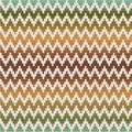 Seamless coloured geometric pixel pattern this is file of eps format Stock Photography
