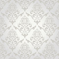 Seamless damask pattern this image is a vector file representing a Royalty Free Stock Photography