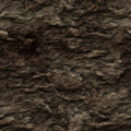 Seamless dark brown rock texture Stock Image