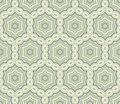 Seamless decorative color retro pattern Royalty Free Stock Photos