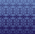Seamless decorative wallpaper Stock Image