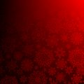 Seamless deep red christmas eps texture pattern vector file included Royalty Free Stock Image