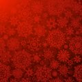 Seamless deep red christmas pattern eps texture vector file included Stock Photo
