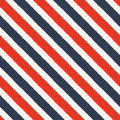Seamless diagonal stripes fabric pattern Royalty Free Stock Photo