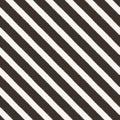 Seamless diagonal stripes pattern Royalty Free Stock Photo