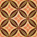 Seamless diamond pattern. Stock Images