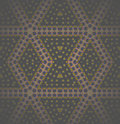 Seamless diamond pattern brown purple