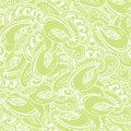 Seamless elegant paisley lace pattern this is file of eps format Royalty Free Stock Photos
