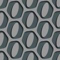 Seamless Ellipse Pattern