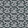 Seamless ellipse pattern vector soft background regular gray texture Royalty Free Stock Photos