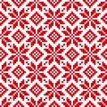 Seamless ethnic pattern eps Stock Image
