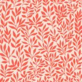 Seamless floral hand-drawn pattern, leaf background seamlessly tiling. Retro pattern with leaf. Organic ornament can be used as wa Royalty Free Stock Photo