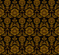 Seamless floral pattern. Stock Photography