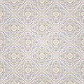 Seamless floral pattern abstract grey Stock Photos