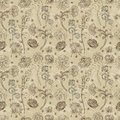 Seamless floral pattern for beautiful design Royalty Free Stock Photo