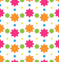 Seamless Floral Pattern With C...