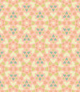 Seamless floral pattern of hearts great for cards invitations and backgrounds Royalty Free Stock Photo