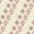 Seamless floral pattern in japanese style abstract Royalty Free Stock Images