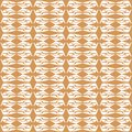 Seamless Floral Pattern orange pattern Royalty Free Stock Image