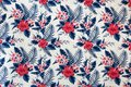 Seamless Floral Pattern On Wal...