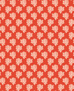 Seamless Floral Wallpaper Pattern Royalty Free Stock Photos