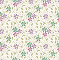 Seamless flower background,pattern Royalty Free Stock Photography