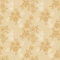 Seamless flower texture Stock Photo