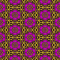 Seamless Fractal Pattern With ...
