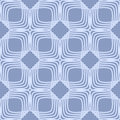 Seamless gauze pattern Stock Image