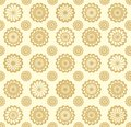 Seamless gentle sweet decorative christmas pattern Stock Photo