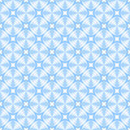 Seamless geometric design. Stock Photography