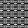 Seamless geometric diagonal texture. Pattern with square and str