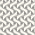Seamless geometric ethnic pattern can be used for wallpaper fills web page background surface textures Royalty Free Stock Image