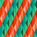 Seamless Geometric Mosaic Patt...