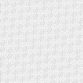 Seamless geometric pattern Stock Photography