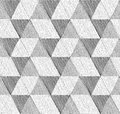 Seamless geometric pattern. Abstract vector textured background