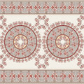 Seamless geometric pattern tile this is file of eps format Royalty Free Stock Images