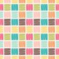 Seamless geometric square tile background Royalty Free Stock Photo